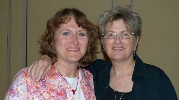 Denise Howard and Elizabeth Patterson
