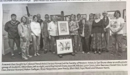 A presentation to the Society of Western Artists in San Bruno